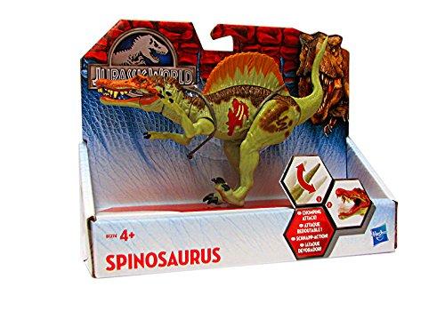 Hasbro - Figurine Dino Combattant Jurassic World