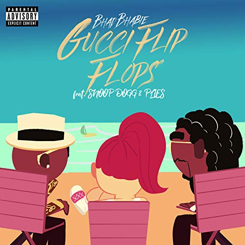 f9101461e Gucci Flip Flops (feat. Lil Yachty)  Explicit  by Bhad Bhabie on ...