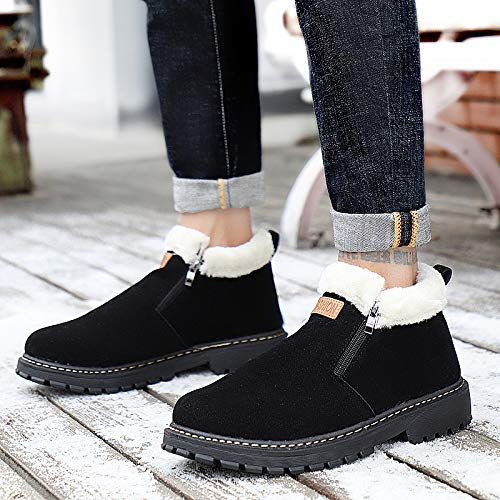 Amazon.com: KathShop Mens Snow Boots Winter Brand Comfort Boots Men Warm Casual Shoes High Quatily Zapatillas Hombre Leisure Shoes Winter Boots: Kitchen & ...