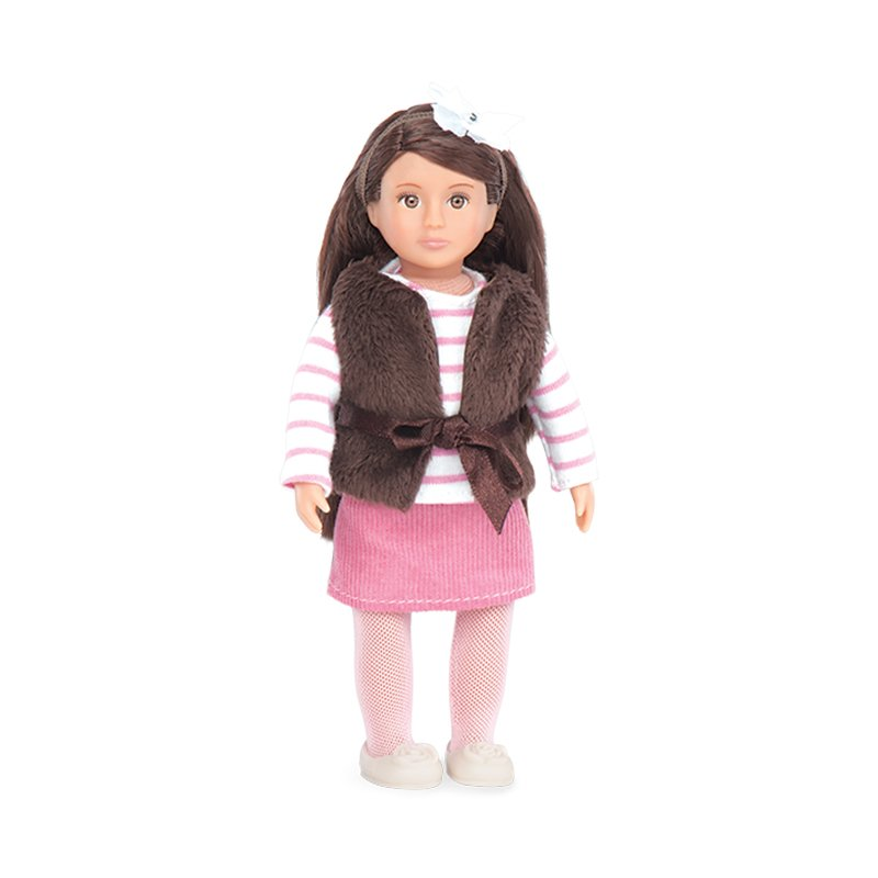 Our Generation Mini Sienna 6-Inch Doll by Our Generation