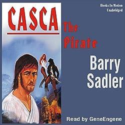Casca the Pirate: Casca Series #15