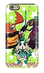 Fashion Tpu Case For Iphone 6- Youkai Watch Episode 9 Defender Case Cover