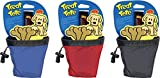 Canine Hardware Chuckit! Treat Tote Dog Treat Pouch Assorted Colors
