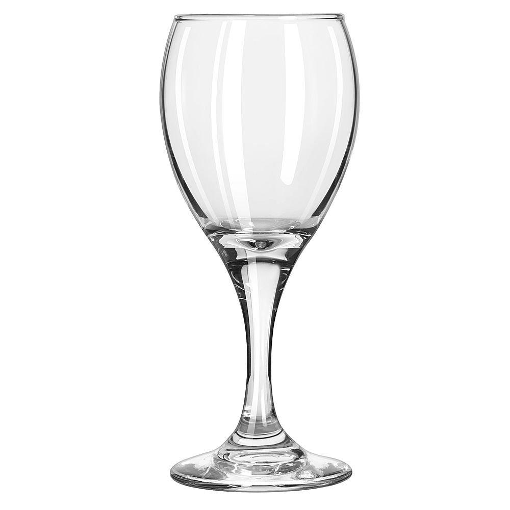 Libbey 3966 Teardrop 6.5 Ounce White Wine Glass - 36 / CS