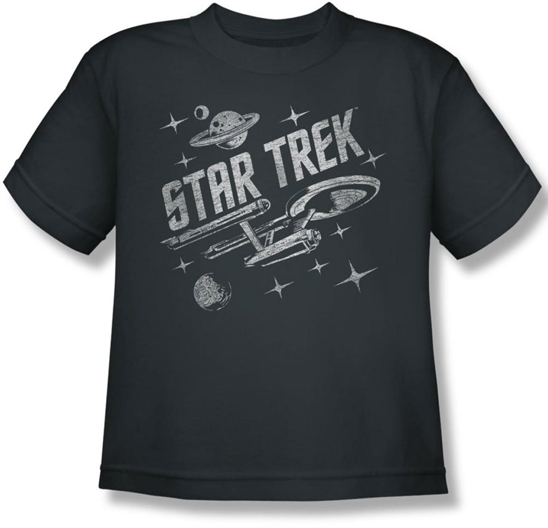 Star Trek - Youth Through Space T-Shirt