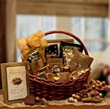 Medium Chocolate Gourmet Gift Basket - Makes a Perfect Holiday Gift