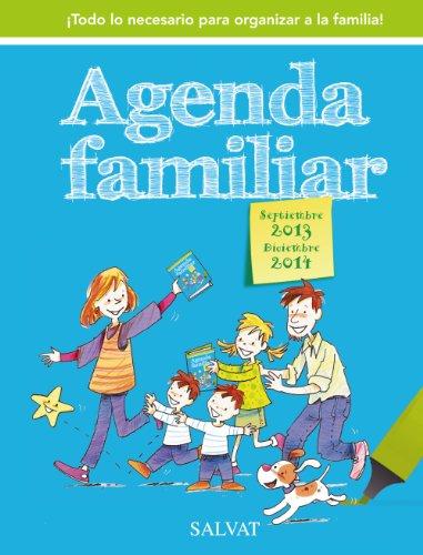 Descargar Libro Agenda Familiar. Septiembre 2013 - Diciembre 2014 Vv. Aa.