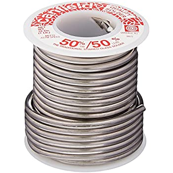 Canfield 50/50 Solder - 1 Lb Roll