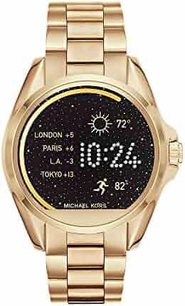 Michael Kors MKT5001 Access Touch Screen Gold Bradshaw Smartwatch