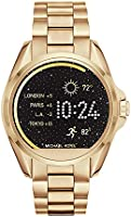 Smartwatch Michael Kors Access Bradshaw MKT5001 Dorado