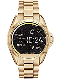 Access, Women's Smartwatch, Bradshaw Gold-Tone Stainless Steel, MKT5001