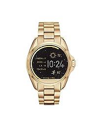Michael Kors Access Touch Screen Gold Bradshaw Smartwatch MKT5001
