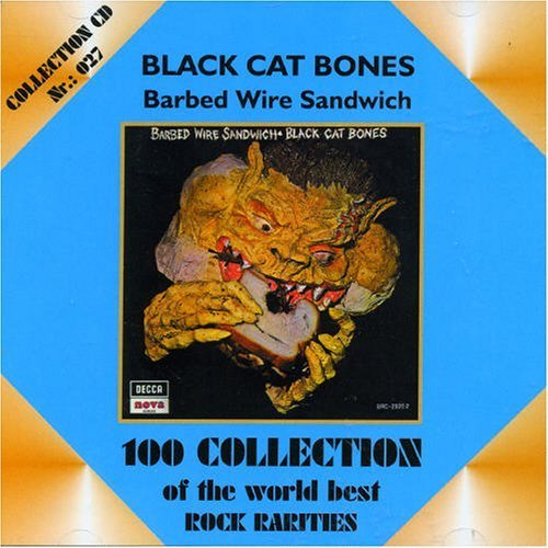 Barbed Wire Sandwich by Black Cat -