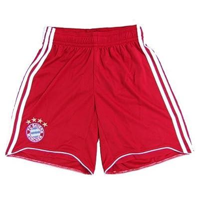 Adidas FC Bayern München Short 0910 Jun rot E84174 128