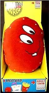 Aqua Teen Hunger Force - Meatwad Plush