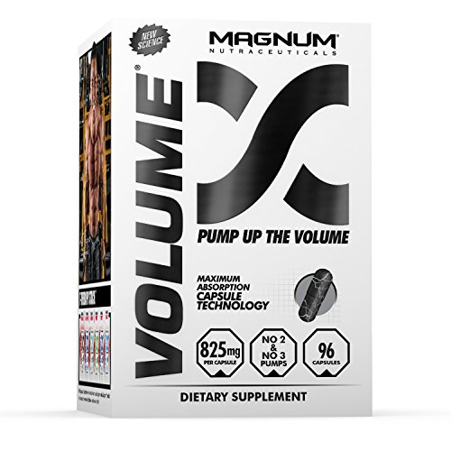 Magnum Nutraceuticals Volume 96 Capsules Energy Boost Reduce Recovery Time Improve Cognitive Functions