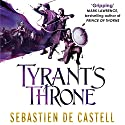 Tyrant's Throne: The Greatcoats, Book 4 Audiobook by Sebastien de Castell Narrated by Joe Jameson