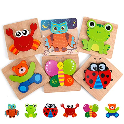 Slotic Wooden Puzzles for