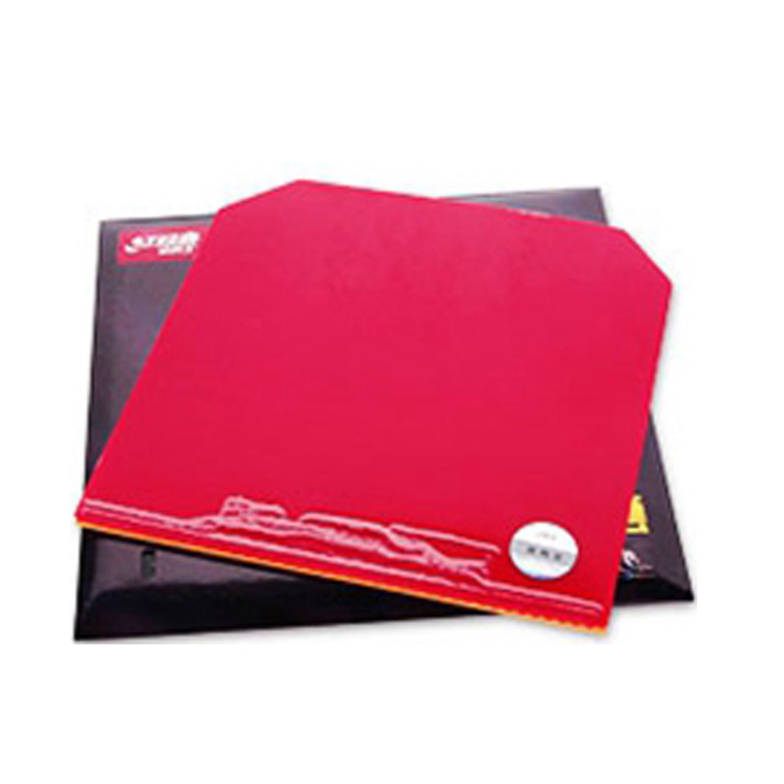 Beijing space table tennis DHS red shuangxi new province crazy 3 3 table tennis rubber cover glue new package of soaring 3