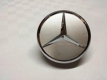 4x Original Mercedes Benz Tapacubos Tapa Cubierta Tapa De Pernos Cubierta De Pernos Tapa Tapa De
