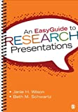 img - for An EasyGuide to Research Presentations (EasyGuide Series) by Janie H. Wilson (2014-02-25) book / textbook / text book