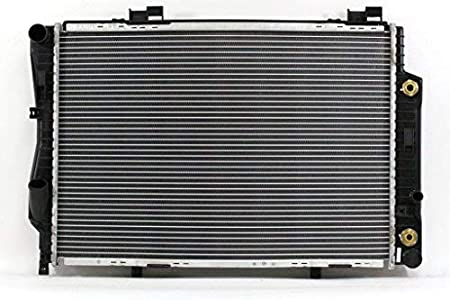 Amazon Com Radiator Pacific Best Inc For Fit 1845 94 97 Mercedes Benz C Class C280 2 8l Plastic Tank Aluminum Core Automotive