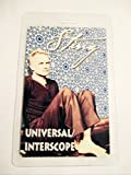 Sting Laminated Backstage Pass Sting Universal / Interscope Records
