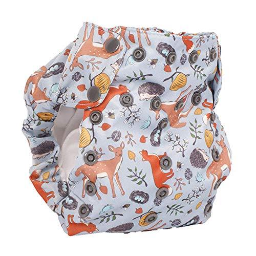 No Prep Organic Cloth Diaper - Smart Bottoms Dream Diaper 2.0
