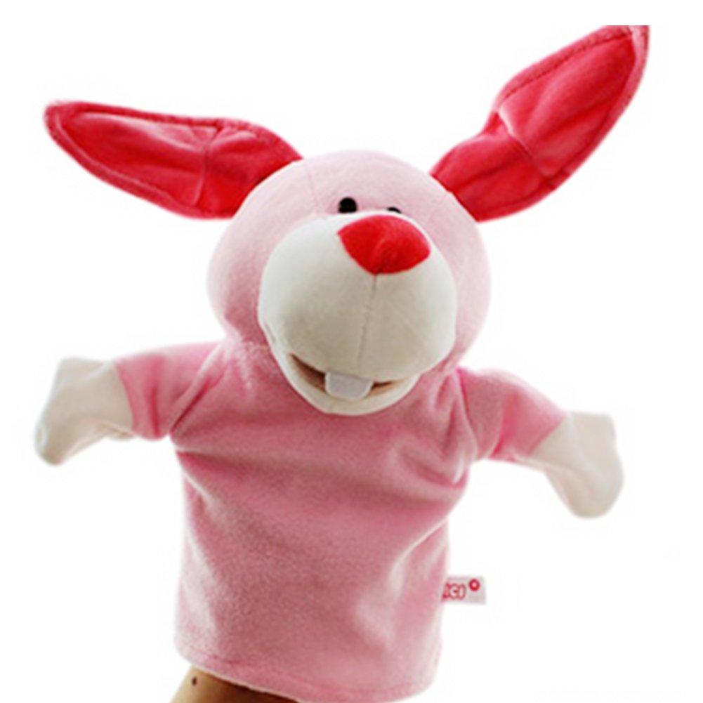 canard Kavaii /éducatif Cute Cartoon jouet animal enfants parent-enfant Marionnette doux jouet en peluche