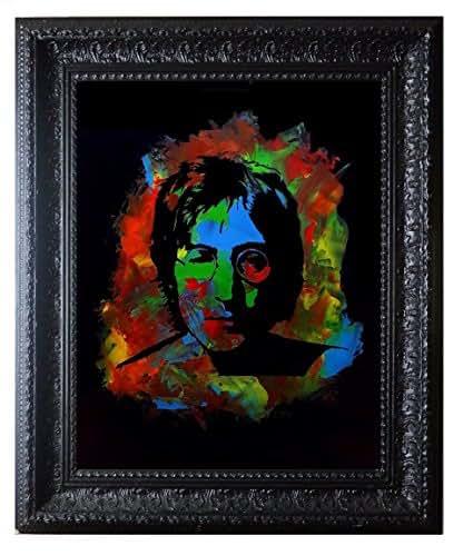 Amazon Com John Lennon Imagine Abstract Original Painting