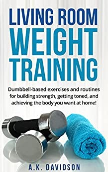Living Room Weight Training Dumbbell based ebook product image