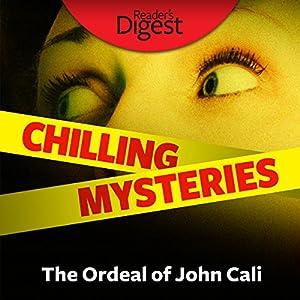 The Ordeal Of John Cali Audiobook