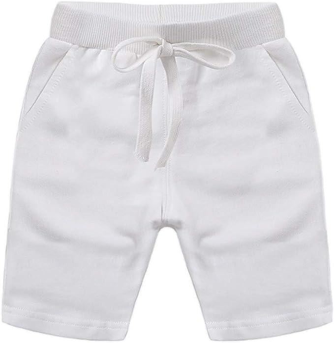 Ruth Wang Verano Niño Algodón Pantalones Cortos Niños Shorts de ...
