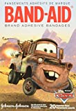Band-Aid Brand Adhesive Bandages Featuring Disney/Pixar Cars, Assorted Sizes, 20 Count