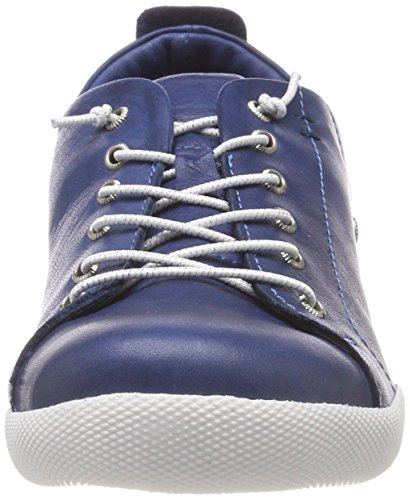 Conti Sneaker Andrea 0345724 Damen Jeans Blau 8wwr7xRqd