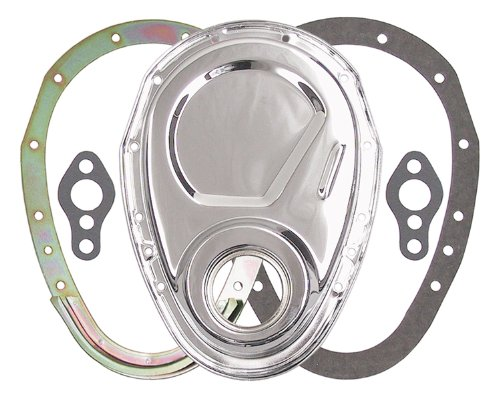 Trans-Dapt 8909 2-Piece Timing Chain Cover Set