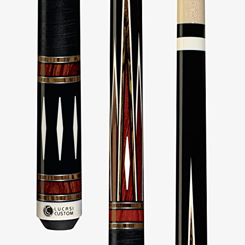LUCASI LZC39 Custom Pool Cue