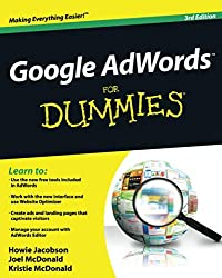 Image of the product Google Adwords for that is listed on the catalogue brand of Brand: For Dummies.