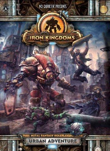iron kingdoms urban adventure - 2