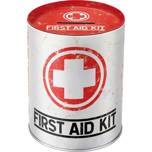 Nostalgic-Art 31005 Pharmacy First Aid, Spardosen