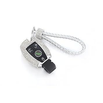 yika Diamond clave carcasa llave del coche caso cubierta ...