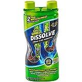 Green Gobbler GGDIS2CH32 DISSOLVE Liquid Hair & Grease Clog Remover/Drain Opener/Drain cleaner/Toilet Clog Remover (32 OZ.)