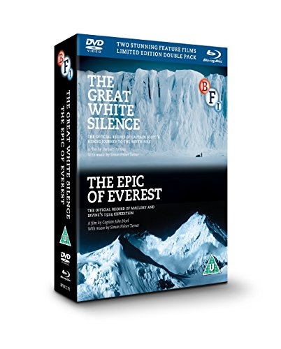 Epic of Everest/The Great White Silence [Blu-ray]