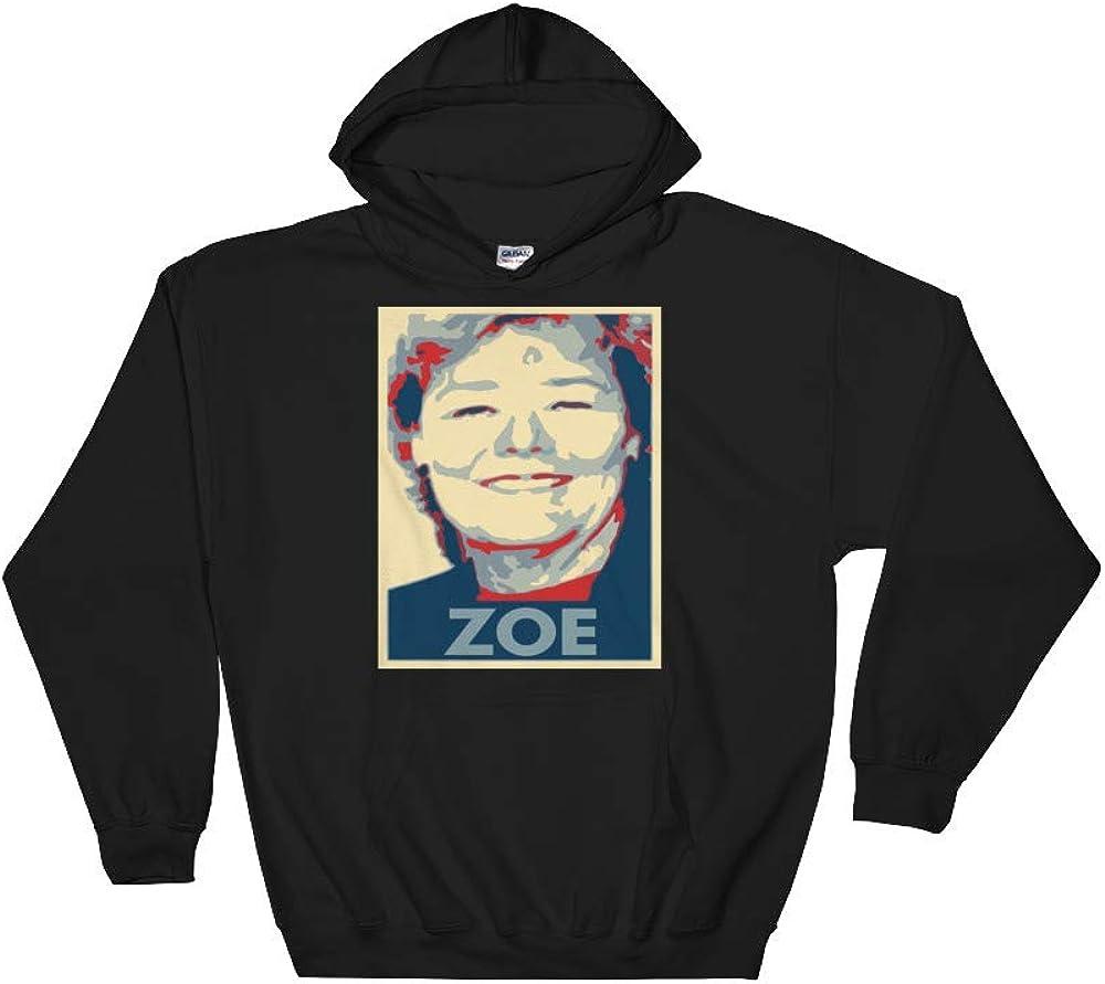 Political Parody with Zoe Lofgren Hoodie