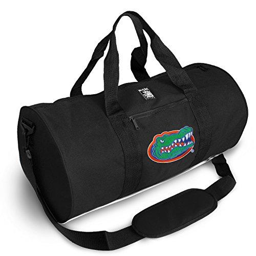 Broad Bay Florida Gators Duffel Bag Official NCAA College Logo University of Florida Duffle Travel/Fitness/Overnight Bag - Logo Gym Ncaa Bag