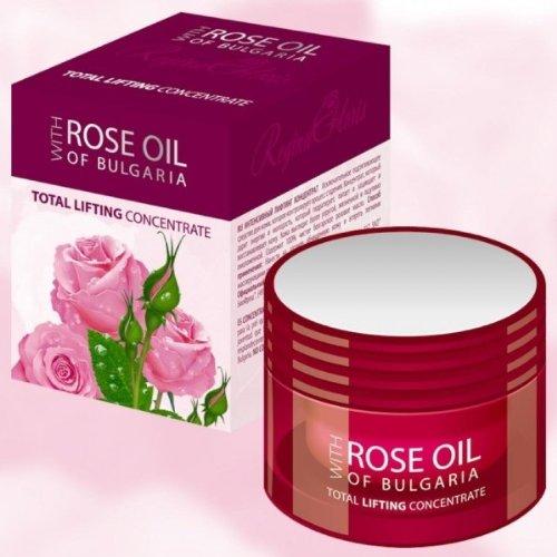 Regina Floris Age Control - Total Lifting Concentrate Face Cream with 100 % Pure Bulgarian Rose Oil 30ml by Regina Floris