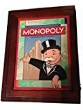 Library Monopoly Vintage Book Game