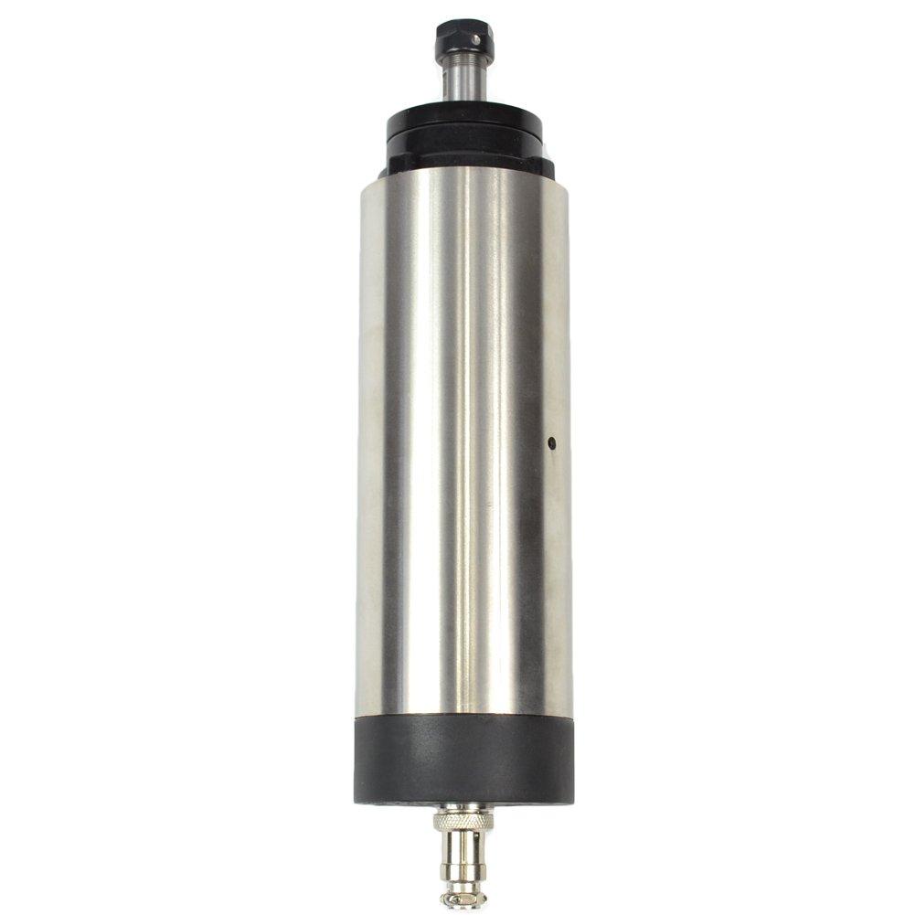 Four Bearing 1.5KW 1500W 2HP 220V Air Cooling Er11 CNC Spindle Motor Engraving Milling Grind Rpm24000