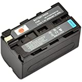 DSTE® NP-F750 Replacement Li-ion Battery for Sony CCD-TRV215 CCD-TR917 CCD-TR315 HDR-FX1000 HDR-FX7 HVR-V1U HVR-Z7U HVR-Z5U Camera as NP-F730 NP-F770
