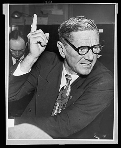 photo-senator-burnet-r-maybankfebruary-61951press-conferenceprice-controls
